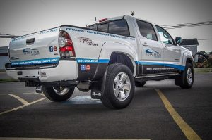 custom truck wrap and vehicle graphics